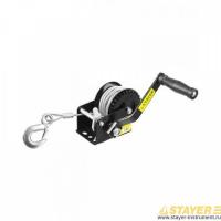 Лебедка Stayer Master 43112-0.5 тяговая