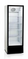 Шкаф-витрина Бирюса B460N