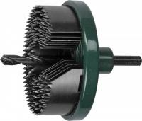 Пила сегментная наборная Kraftool 29580-H7-18 по дереву, 7 полотен: 25-32-38-45-50-56-62х18 мм