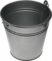 Ведро оцинкованное Зубр 39300-09 для непищевых продуктов, 9 л
