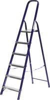 Лестница-стремянка Сибин стальная 38803-06