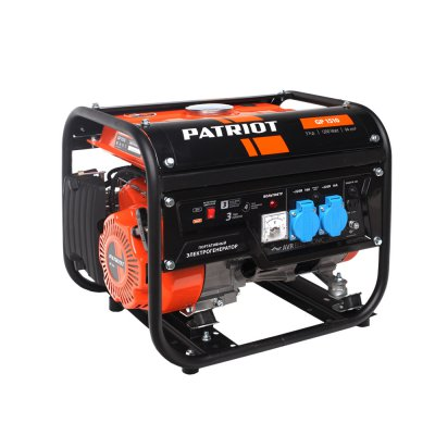 Генератор бензиновый patriot srge 950 отзывы