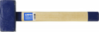 Кувалда Сибин 20133-3 с деревянной рукояткой, 3кг