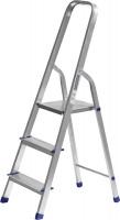 Лестница-стремянка Сибин алюминиевая 38801-3
