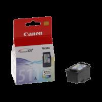 Картридж струйный Canon Цветной CL-511