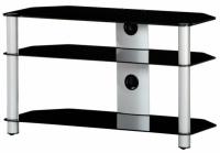 Стол Sonorous Neo 390 B SLV