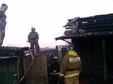 В апреле произошло резкое ухудшение оперативной обстановки с пожарами