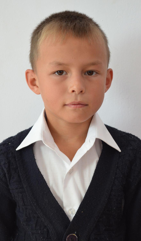 Андрей П., май 2009 г.р.