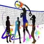 Приняли участие в межрайонном турнире по волейболу, посвященный памяти Мамекона Мелконяна.