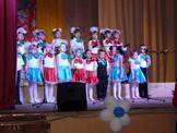 маленькие исполнители - ансамбль Шалунишки