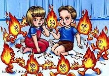 Детская шалость – недетские последствия!