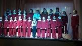 образцовый детский творческий коллектив - хор Лазурь
