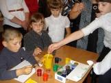 будущие обучающиеся художественного отделения учебного корпуса п.Тубинский