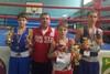 Три чунских боксера стали победителями областного турнира