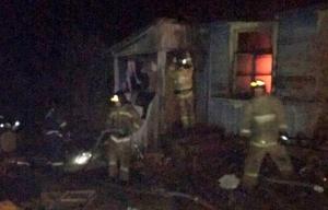 Пожарные спасли пенсионера от гибели