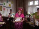 Мисс читательница -2015 Эдучанская библиотека
