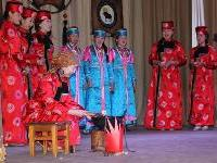 Народный фольклорный коллектив «Обусинские напевы»