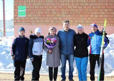 Лыжный марафон памяти тренера-преподавателя, мастера спорта СССР Алексея Красилова.