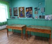 18 фото 4 зал  фрагмент экспозиции Прикладное искусство