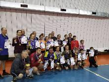 23 февраля в поселке Уховский  прошел открытый турнир по настольному теннису памяти ветерана спорта Шипцова Ивана Ивановича.