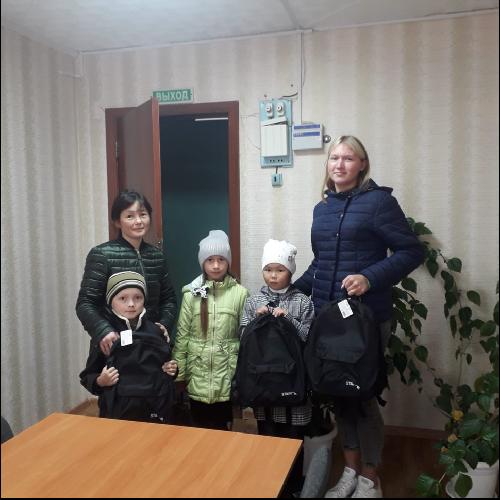 """Об акции """"Школьный портфель"""""""