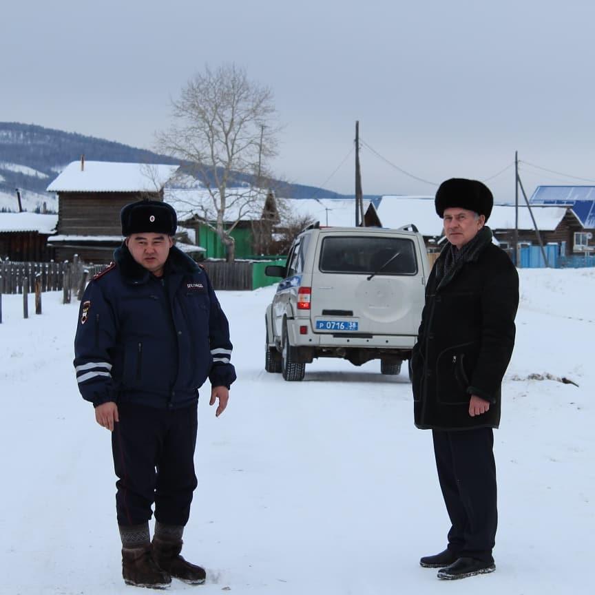 Обследование автодорог Бирюльского и Залогского СП