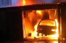 Соблюдений правил пожарной безопасности в гараже