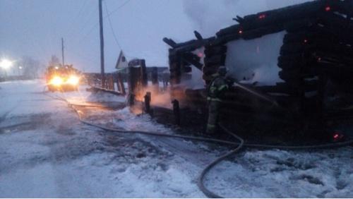С начала года в Иркутской области зарегистрировано 60 пожаров