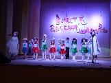 `ожившая кукла`Шишмарева Юлия, Иванова Ариадна и хор шалунишки