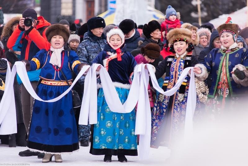 16 февраля приглашаем Вас на районный праздник САГААЛГАН