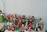 Выставка тряпичной куклы