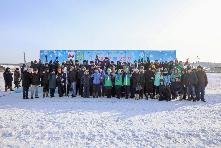 XXXV зимние сельские спортивные игры Иркутской области