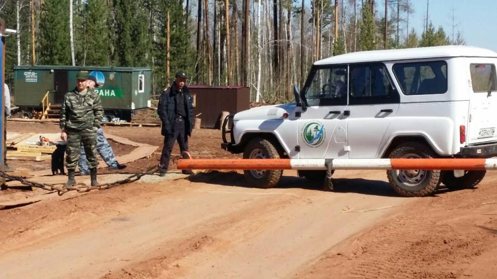 В лесах Иркутской области вводится режим ЧС