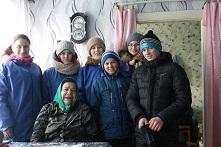 «Снежный десант» в Куйтуне