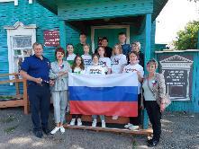 22 августа 2021 года отмечался День Государственного флага Российской Федерации