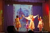 Танцевальный коллектив «Палитра»  Танец с платком
