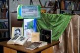 Книжная выставка к мероприятию по творчеству М. Цветаевой