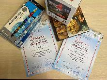 В Ремесленном подворье Иркутского областного Дома народного творчества до 31 мая можно было увидеть экспозицию областной выставки-конкурса, посвящённой 76-ой годовщине Победы в Великой отечественной войне