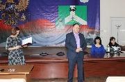 2) И.о. главы администрации Лещинский С.Ю.