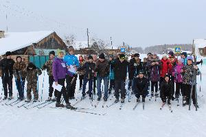 Самый лыжный день в году.