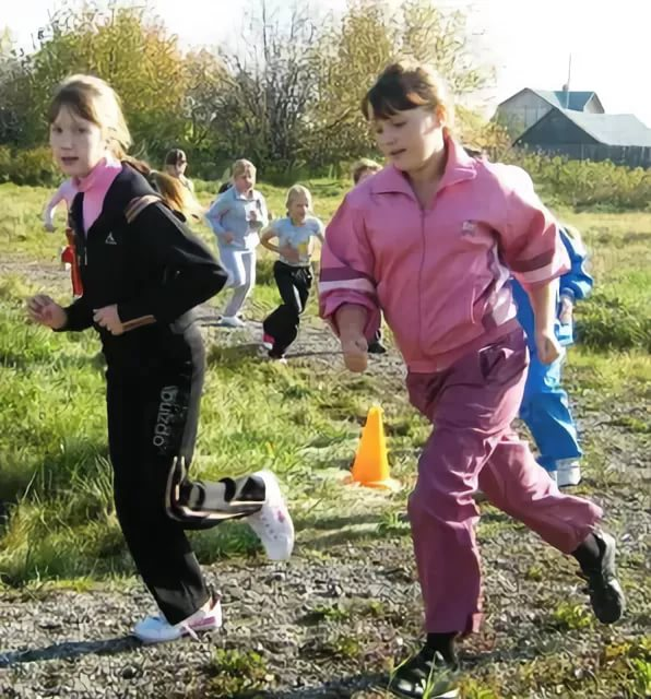 Жители Качуга приняли участие в празднике бега