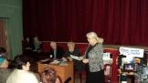 Встреча иркутских писателей с жителями п. Седаново