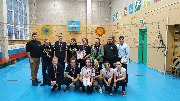 Волейболисты из Седаново