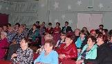 Участники встречи в п.Седаново