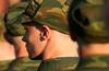 Весенний призыв: 49 солдат и один пацифист