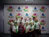 Участники команды Прометей