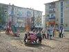 В Лесогорском МО установили детские городки