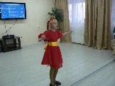 Минина Анна с песней Сапожки русские
