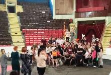 21 ноября 2019 года в г. Иркутске, Иркутский областной дом народного творчества организовал областной мастер-класс по цирковому искусству «Особенности исполнения цирковых трюков в жанрах акробатики и жонглирования».