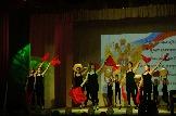 Танцевальный коллектив «Палитра» р.п. Железнодорожный